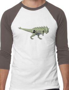 Pokesaurs - Tyranitaurus Men's Baseball ¾ T-Shirt