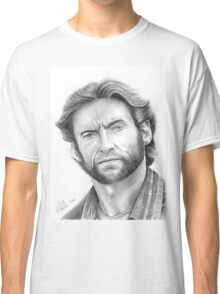Hugh Jackman, the Wolverine! Classic T-Shirt