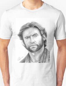 Hugh Jackman, the Wolverine! T-Shirt