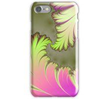 Fractal Leaves iPhone Case/Skin