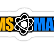 Atoms Matter Sticker