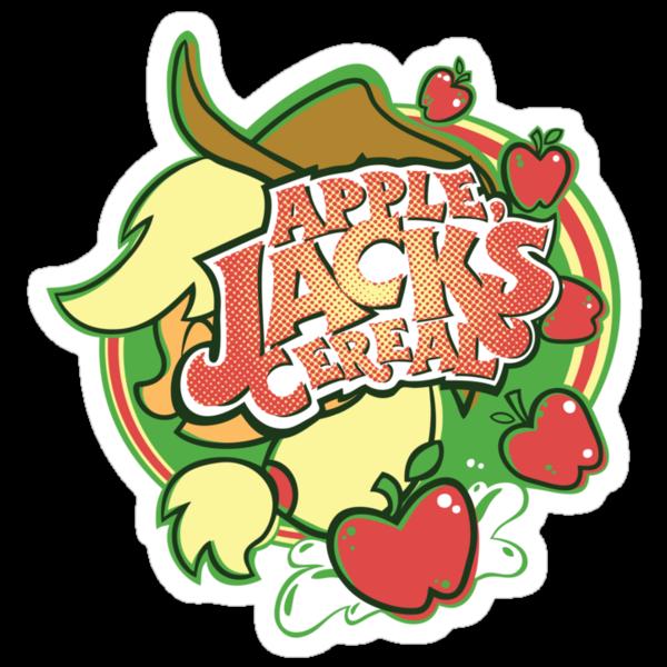 Applejack's Cereal by Vincos