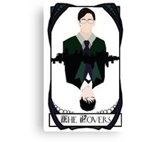 Nygmobblepot -  the lovers Canvas Print
