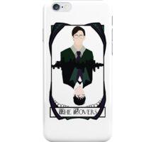 Nygmobblepot -  the lovers iPhone Case/Skin