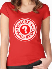 Where's Walfredo Women's Fitted Scoop T-Shirt