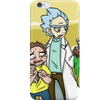 Rick and Morty - Acid iPhone Case/Skin