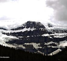 Engulfing the mountaintop by Erika Price