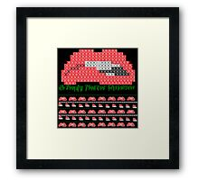 A Rocky Horror Christmas Framed Print