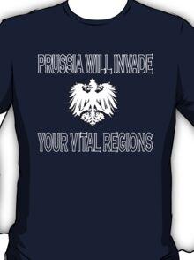 Vital Regions T-Shirt