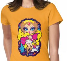 she-ra Womens Fitted T-Shirt