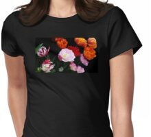 Dutch Tulips Womens Fitted T-Shirt