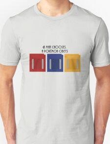 A Man Chooses, A Pokemon Obeys T-Shirt