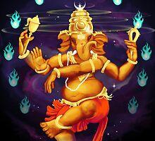 NItaraja Ganesha by Ganeshalove