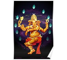 NItaraja Ganesha Poster