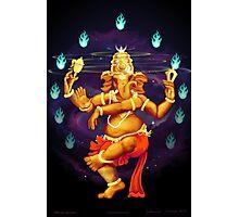 NItaraja Ganesha Photographic Print