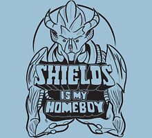 Marauder Shields Died For Your Shepards Unisex T-Shirt
