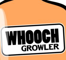 Whooch Growler Sticker