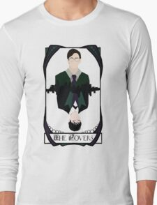 Nygmobblepot -  the lovers Long Sleeve T-Shirt