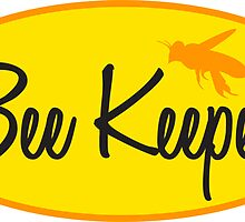 Bee Keeper by LudlumDesign