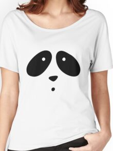 MR. PANDA Women's Relaxed Fit T-Shirt