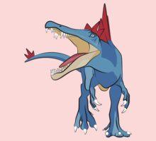Pokesaurs - Spinosaurus Johtoiacus Kids Clothes