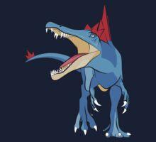 Pokesaurs - Spinosaurus Johtoiacus by trekvix
