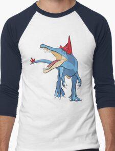 Pokesaurs - Spinosaurus Johtoiacus Men's Baseball ¾ T-Shirt