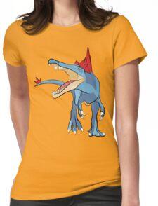 Pokesaurs - Spinosaurus Johtoiacus Womens Fitted T-Shirt