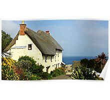 The most Southerly House in England. Poster