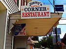 Jimmy's Corner Restaurant by Nevermind the Camera Photography