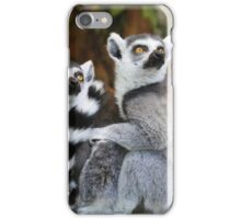 Lemurs iPhone Case/Skin