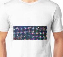 Colorful Stage Lights Unisex T-Shirt