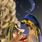 Gertie's Birdies by Alma Lee