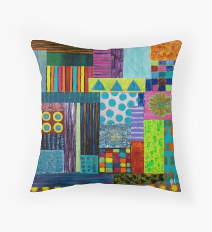 Diversity Has Proven God Is Love (v.3) Throw Pillow