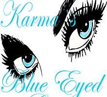 KARMAS BLUE EYED GIRL by Karma Arts UK Ltd