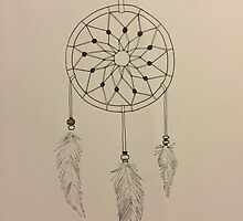 Dream Catcher by AlanaDoesArt