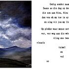 Gedig sonder naam by Elizabeth Kendall