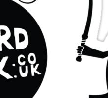 Raaiders Of The Lost Vark Sticker
