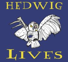 Hedwig Lives by koalaknight
