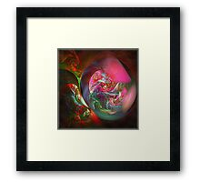 Psychedelic Dreams Framed Print