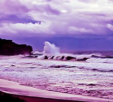 Wild sea ! by miroslava