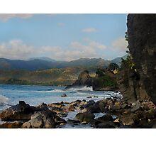 Rugged Shoreline Photographic Print