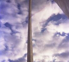 Gateway Arch, St. Louis, Missouri, 1997 by Dwaynep2010
