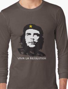 Viva La Resolution! Long Sleeve T-Shirt