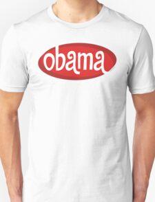 Retro Red Obama T-Shirt