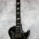 The Only Thing Better Than A Good Guitar........Is A Good Woman by Rick Wollschleger