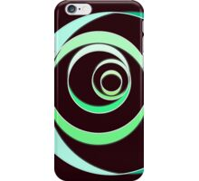 Ribbon Spiral iPhone Case/Skin