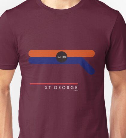 ST. GEORGE 1966 Unisex T-Shirt