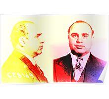 Al Capone mugshot Poster
