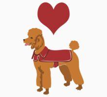 Love Love Love Poodles by meredithjean